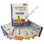 Apcalis SX Oral jelly 20mg 1 sáček