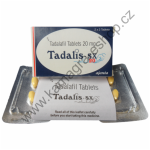 Tadalis 3 balení 12 tablet 20mg